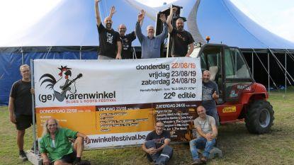 """Blues- en rootsfestival (Ge)Varenwinkel is aan 22ste editie toe: """"Afgelopen jaren 50.000 euro ingezameld voor goede doel"""""""