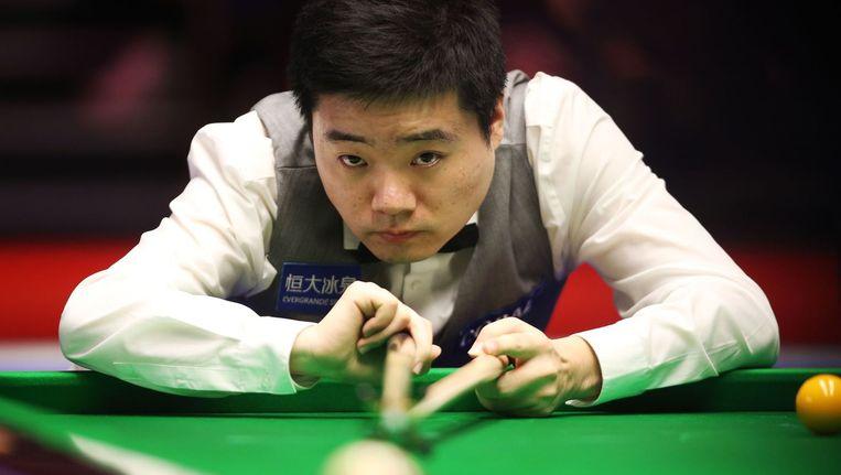 Ding Junhui. Beeld photo_news