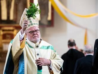 Paus Franciscus weigert ontslag van Duitse aartsbisschop