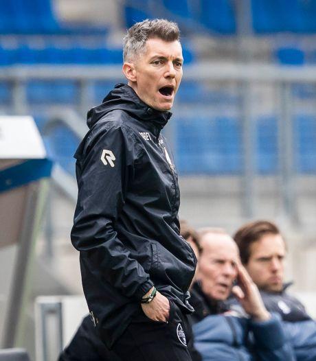 'Weijs verlaat Willem II en wordt bij Anderlecht assistent van Kompany'