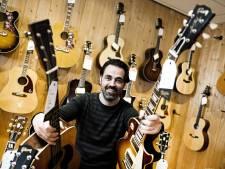 Buffoons, Herman Finkers, de gitarist van Level42: allemaal kwamen ze over de vloer bij Hengelose Huigens Music