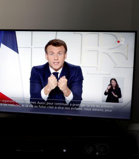 Heel Frankrijk weer in lockdown: scholen en winkels dicht