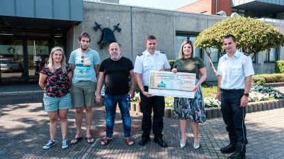 Inzamelacties voor slachtoffers brandweer Heusden brachten ruim 28.000 euro op