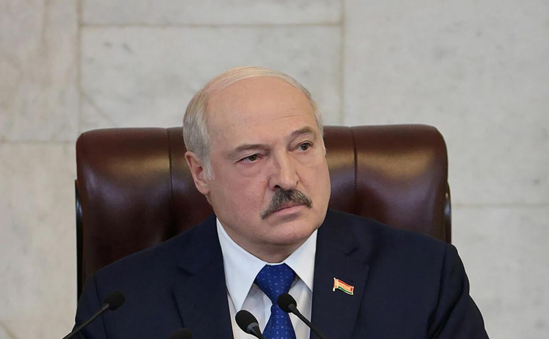 De Wit-Russische president Alexander Loekasjenko. Beeld via REUTERS