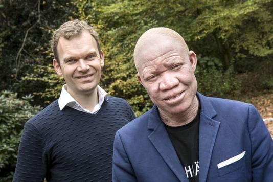 Pieter Staadegaard en Josephat Torner. foto Rene Manders/fotomeulenhof.