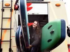 Yoga en bootcamp óp supboard in Woerdense Singel: 'Je moet niet bang zijn om nat te worden'
