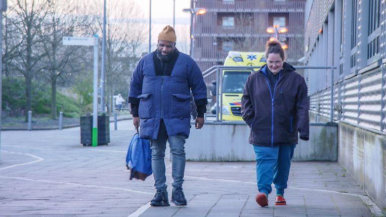 Scene uit 'Operatie Obesitas' Beeld Stepping Stone