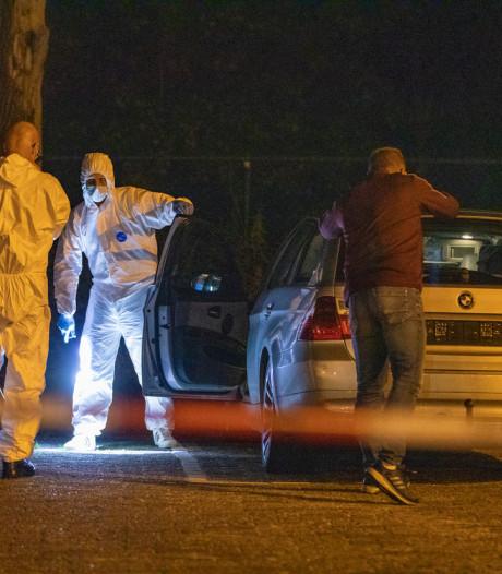 Politie op zoek naar kentekenplaten vluchtauto dodelijk schietincident Saban Berk