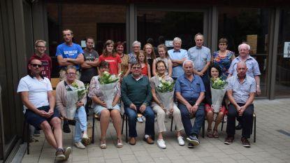 Bloemencomité zet inwoners in de bloemen