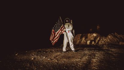 VS willen binnen vijf jaar een vrouw op de maan