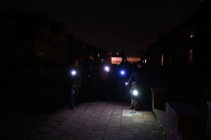 Een tocht door het donker - Arendlaan Vilvoorde