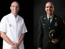 Deze artsen staan aan ons bed én gaan op missie voor Defensie: 'Opereren in bergruimte voor torpedo's'
