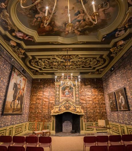 Koningin Wilhelmina kon naar het toilet in Oude Stadhuis Harderwijk
