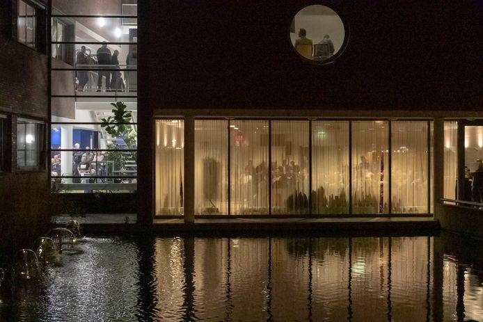 Het gemeentehuis van Bodegraven-Reeuwijk.