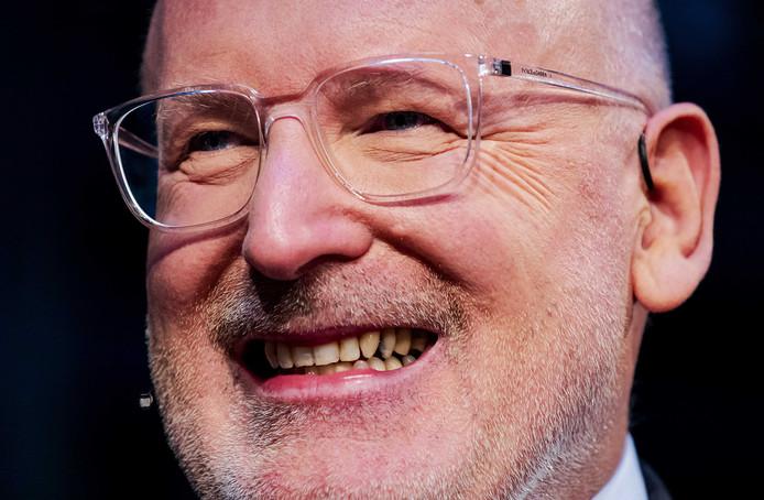 Frans Timmermans (PvdA) blijkt aanvankelijk te zijn uitgenodigd om het op te nemen tegen Baudet door de redactie van het tv-programma Pauw