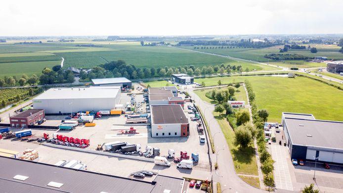 Westerhout-Zuid raakt langzaamaan vol.
