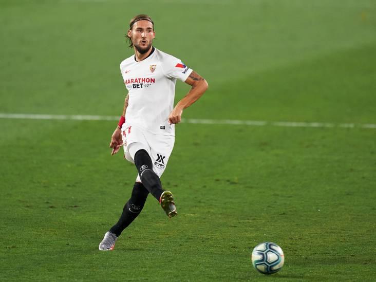 Sevilla onthaalt coronavrije Gudelj in stijl, Bredanaar fit voor EL-kraker tegen Manchester United