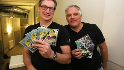 CARNAVAL HALLE: Yves en Bertrand verzamelen nieuwste carnavalsliedjes uit Halle op twee cd's