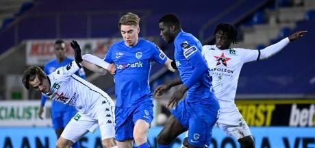 Van den Brom ziet Genk tien man Cercle Brugge verslaan