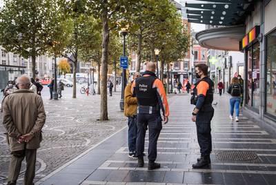 """La présence policière renforcée dans les zones """"problématiques"""" de Liège"""