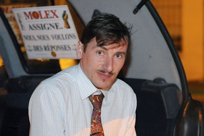 Rémy Daillet, l'homme soupçonné d'avoir encouragé l'enlèvement de la petite Mia, en 2009.