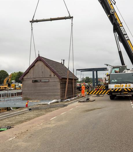 Boothuis in Roosendaal teruggeplaatst