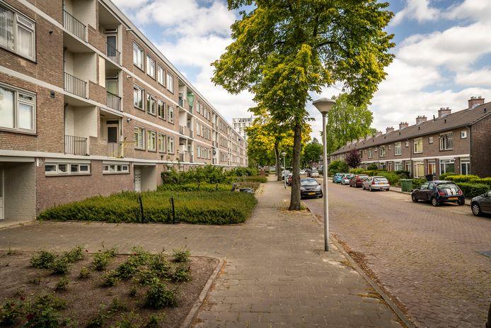 De Generalenbuurt wordt mogelijk aangesloten op warmte van de rioolzuiveringsinstallatie in Eindhoven.