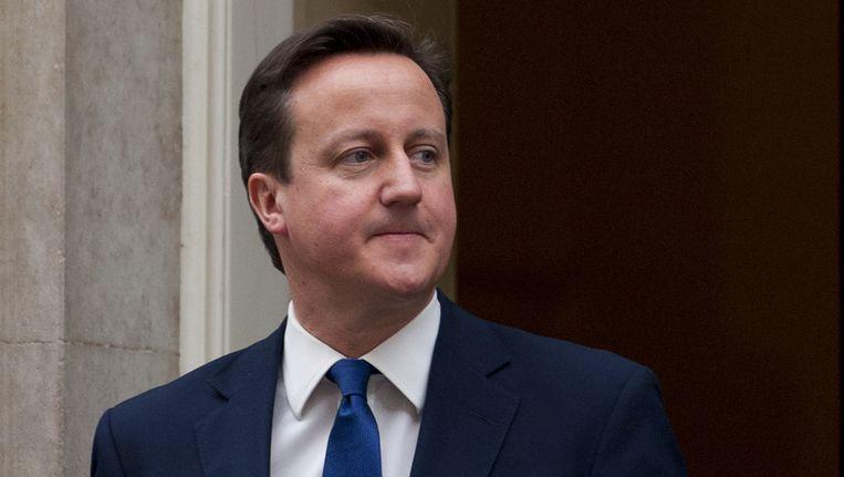 Premier Cameron. Beeld afp
