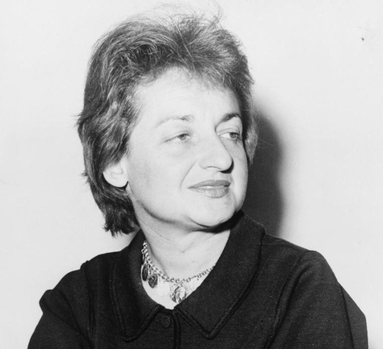Betty Friedan in 1960