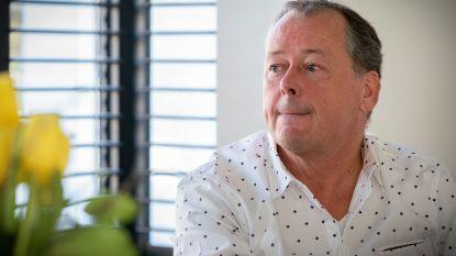 Joost (56) was de Nederlandse 'patiënt nul' en doet nu één keer zijn verhaal