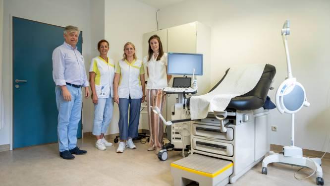 Ziekenhuiscampus Zele AZ Sint-Blasius krijgt volwaardig moeder- en kindcentrum