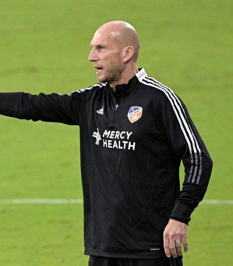 FC Cincinnati zet trainer Jaap Stam vanwege slechte resultaten op straat