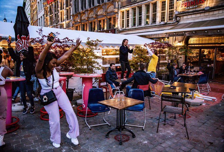Antwerpen Beeld Joel Hoylaerts / Photo News