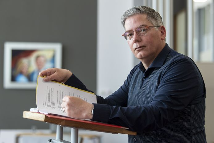 Mark Paters, wethouder van Twenterand