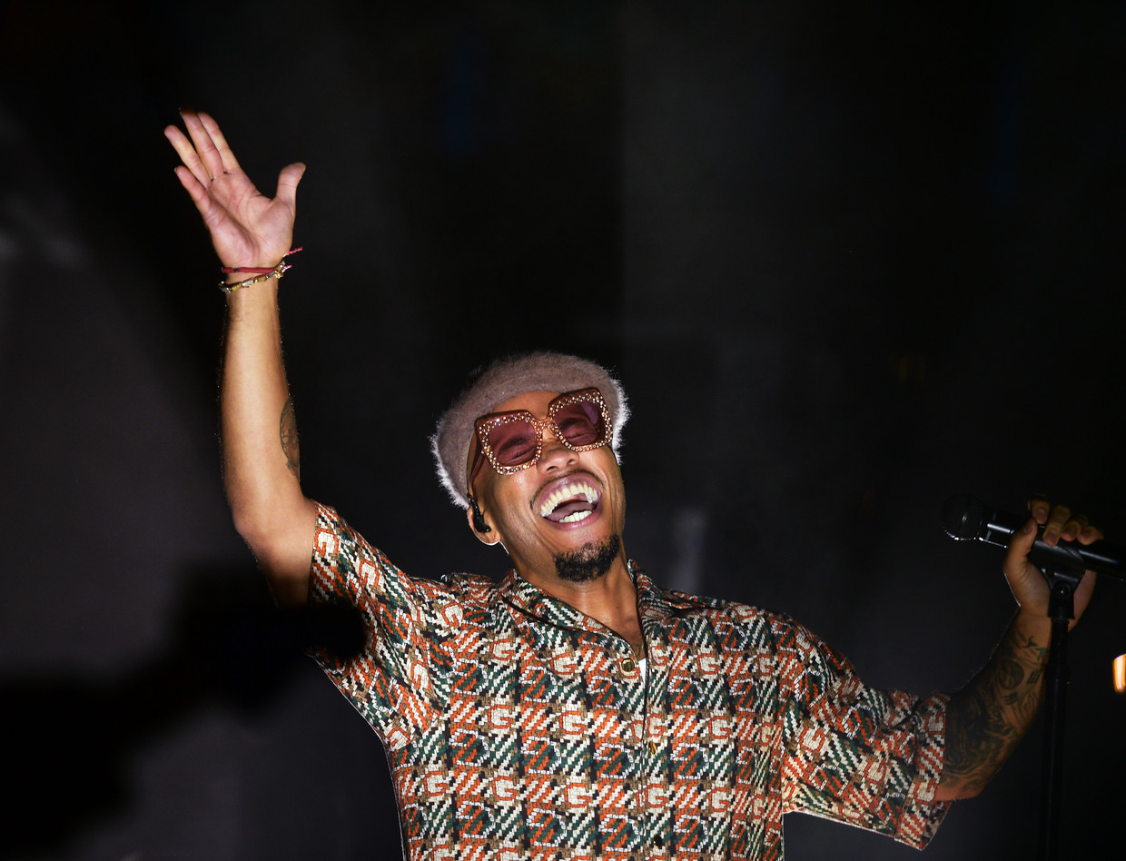 Anderson .Paak Beeld Getty Images for LACMA