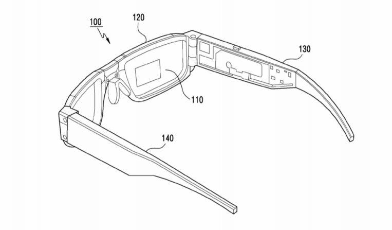 Eén van de afbeeldingen uit de patentaanvraag.