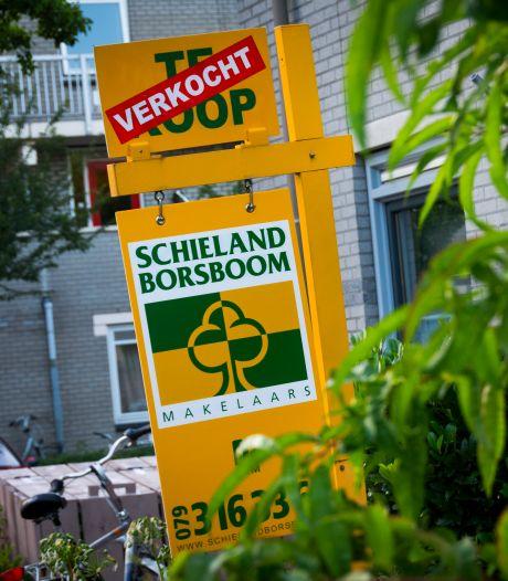 Gekte compleet: bijna alle huizen in de regio weg boven de vraagprijs