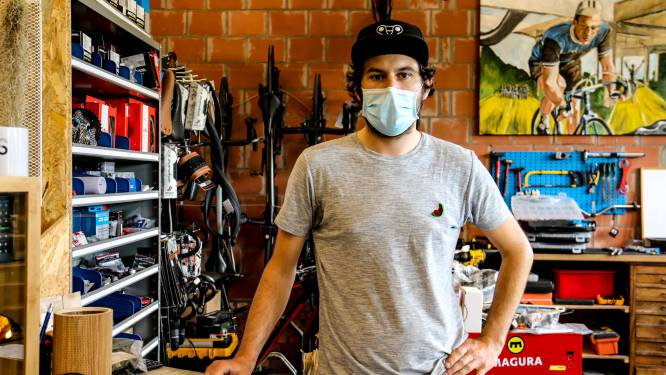 """Gert (28) vindt gestolen fietsen vier maanden later terug op Russische website: """"Zelf proberen terugkopen, maar werd meteen geblokkeerd"""""""