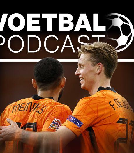EK Podcast | 'Stel je eens voor bij Oranje: Dumfries op rechts, Gosens op links'
