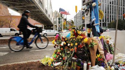 Aanklagers eisen doodstraf tegen man die aanslag in New York pleegde waarbij Belgische om het leven kwam