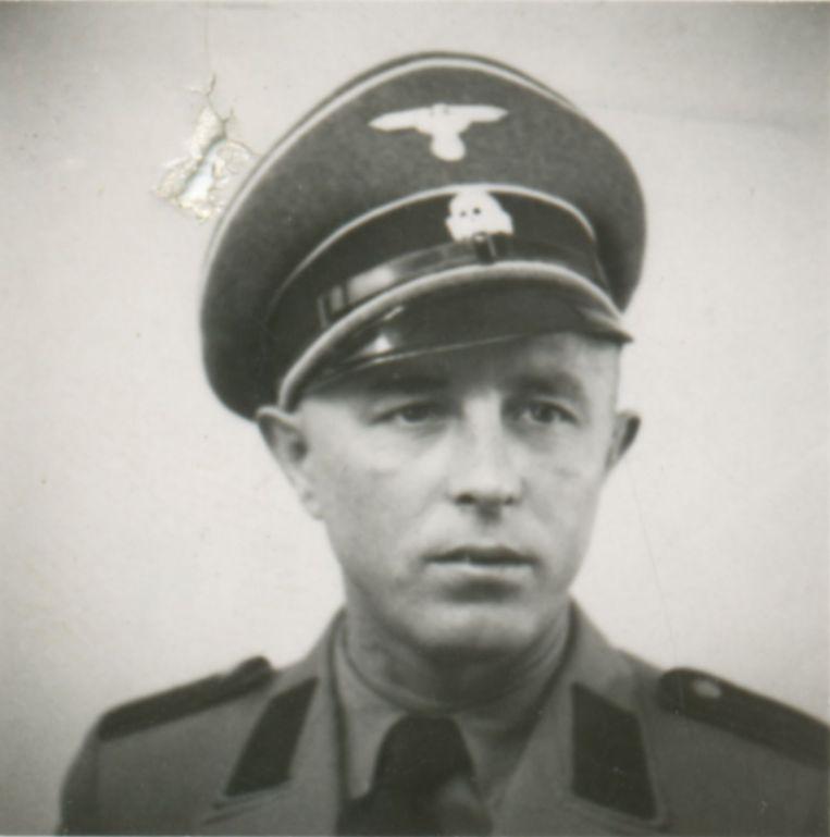 Josef Kotalla. Beeld null