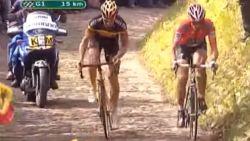 """Ex-prof beschuldigt Cancellara van rijden met motortje in fiets: """"Ik hoorde zijn ploegmaats praten..."""""""