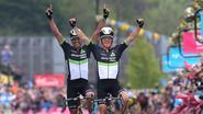 Pauwels wint slotrit én eindklassement in Yorkshire (en mag zo voor het eerst zijn armen in de lucht steken)