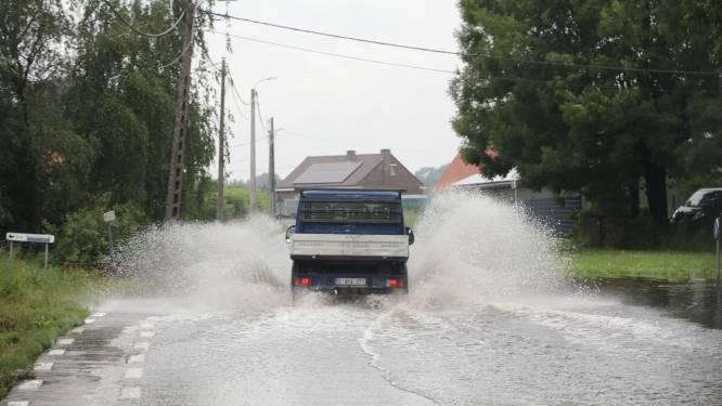 """""""Wateroverlast was uitzonderlijk"""": gemeente vraagt erkenning als natuurramp"""