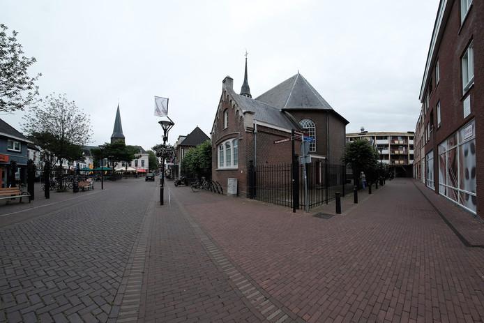 De Ontmoetingskerk aan de Markstraat in Zevenaar.