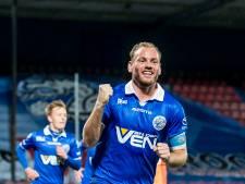 Niek Vossebelt: de verrassende topscorer van FC Den Bosch