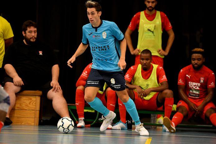 Steven Dillien keert voor het eerst sinds zijn transfer terug naar Antwerpen.