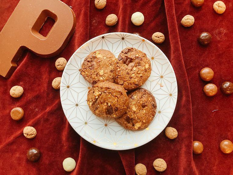 Sintercookies  Beeld Tallina van den Hoed