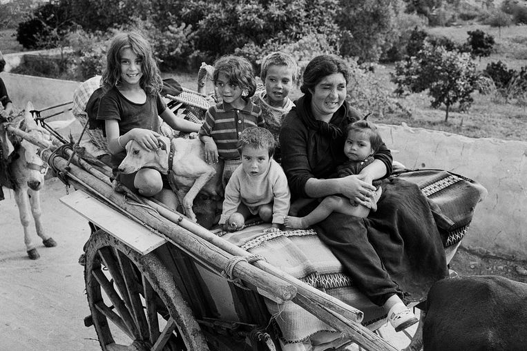 Portugal, 1976. Beeld Eddy Posthuma de Boer