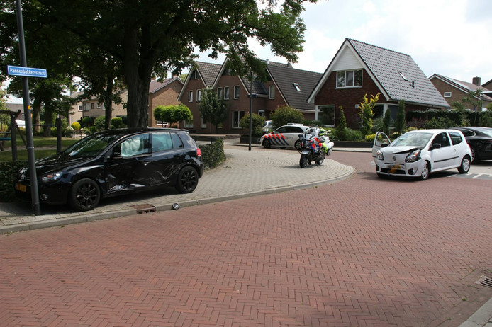 Ongeval Holten